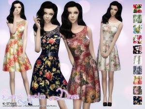 Повседневная одежда (платья, туники)  - Страница 32 Uten_569