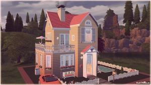 Жилые дома (коттеджи) - Страница 10 Uten_610