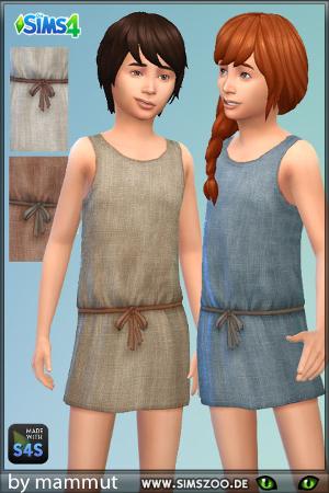 Для детей (старинные наряды, костюмы)  Uten_611
