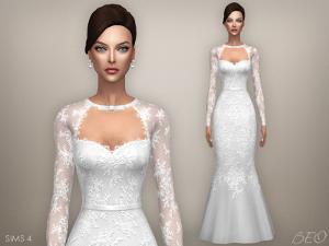 Формальная одежда, свадебные наряды - Страница 17 Uten_730
