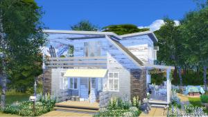 Жилые дома (небольшие домики) - Страница 4 Uten_731
