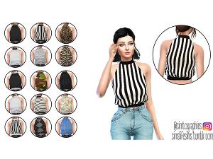 Повседневная одежда (топы, рубашки, свитера) - Страница 25 Uten_776