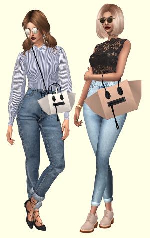 Сумочки, рюкзаки - Страница 3 Uten_867