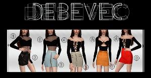 Повседневная одежда (топы, блузы, рубашки) - Страница 9 Uten_915