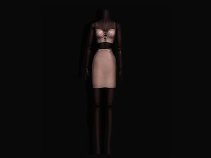 Повседневная одежда (платья, туники, комплекты с юбками) - Страница 65 Uten_921