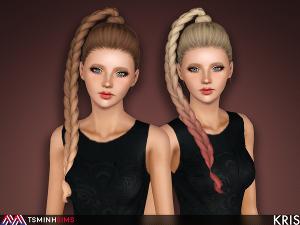 Женские прически (длинные волосы) - Страница 48 Uten_934