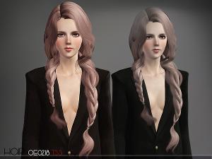 Женские прически (длинные волосы) - Страница 48 Uten_938