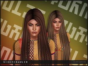 Женские прически (длинные волосы) - Страница 48 Uten_945