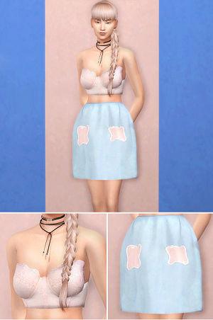 Повседневная одежда (платья, туники) - Страница 28 Uten_n14