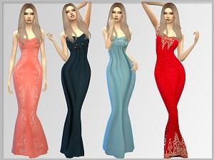 Формальная одежда, свадебные наряды - Страница 17 Uten_n45