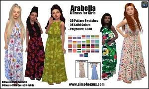 Для детей (платья, туники, комлекты с юбками) - Страница 7 Uten_n59