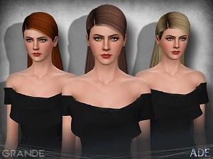 Женские прически (длинные волосы) - Страница 48 Uten_n65