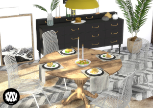 Кухни, столовые (модерн) - Страница 13 Uten_n76