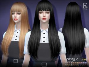 Женские прически (длинные волосы) - Страница 33 Uten_n79