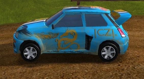 Skin CSylvanieZ Rallyc10