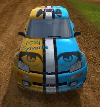 Skin CSylvanieZ Rallyf10