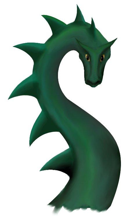 Le voisin du monstre du Loch Ness Dragon11