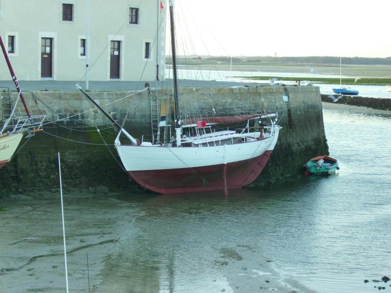 [Activité hors Marine des ports] LE CROISIC Port, Traict, Côte Sauvage... Imgp0010