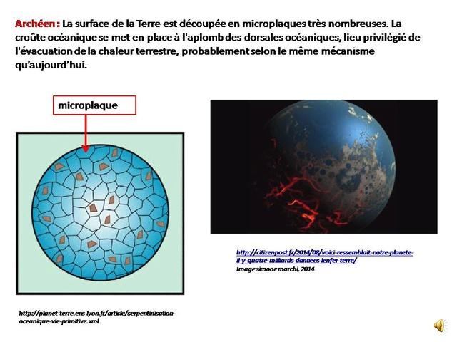 La Terre à l'époque de l' Eoarchéen, il y a 3,7 milliards d'années...  Terre_10