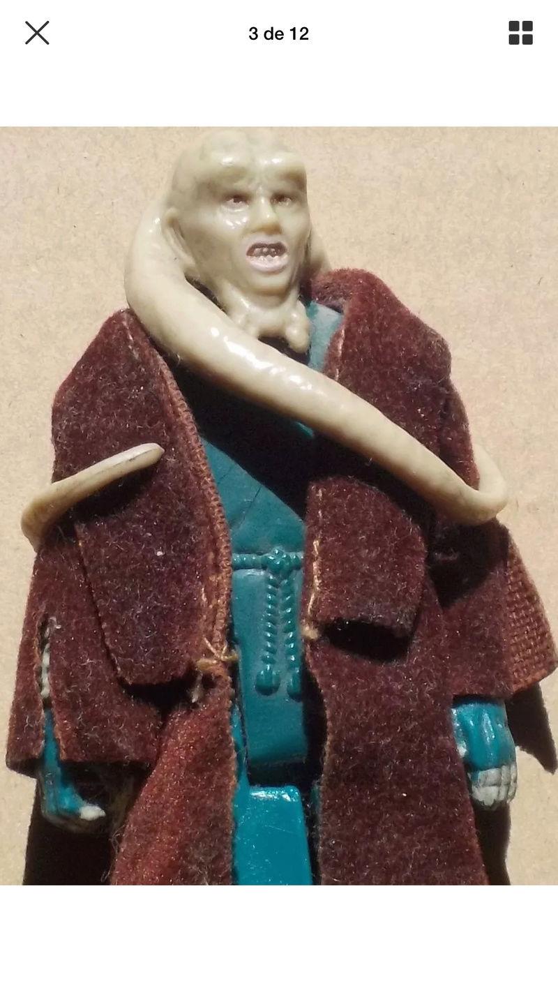 Lili Ledy Bib Fortuna Burgundy Coat complete Figure 3a9c2210