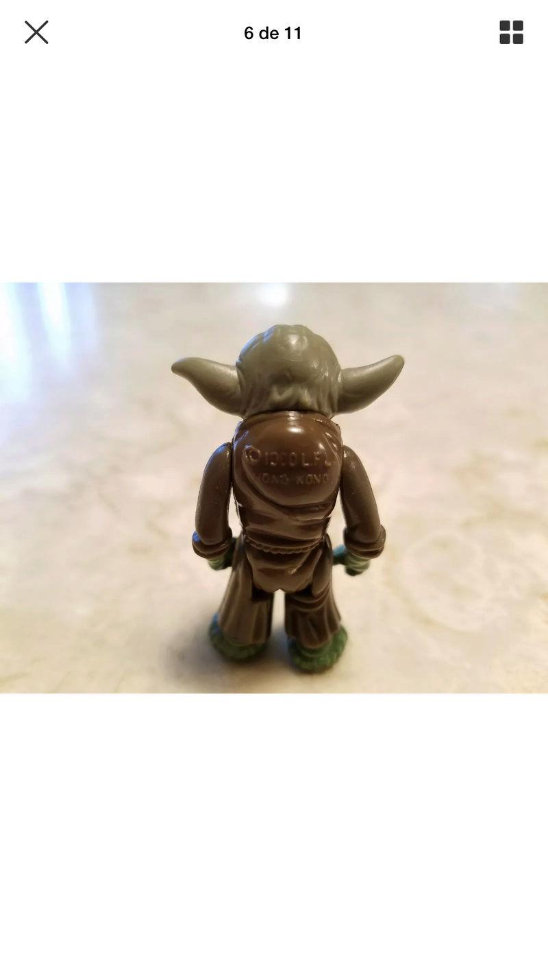 Rare HK Lili Ledy Yoda - transition figure  C1cbbe10