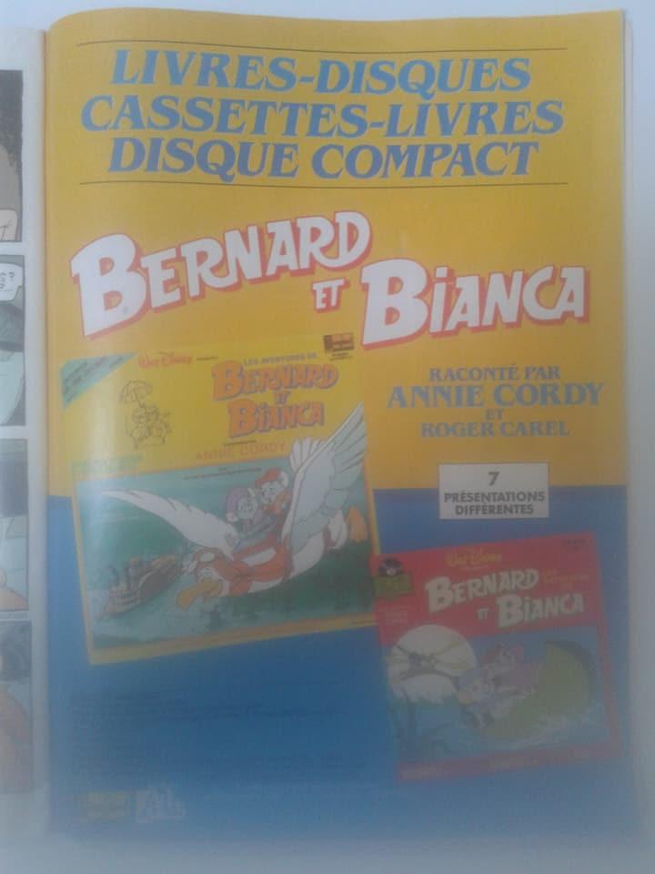 Bernard et Bianca 27067010
