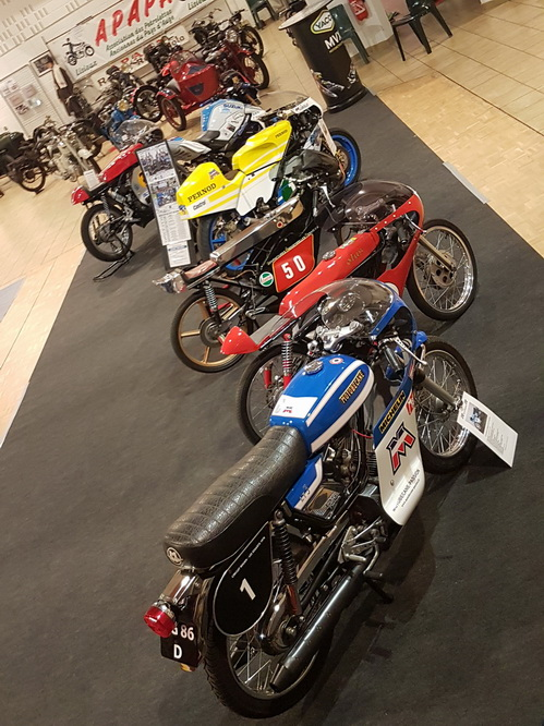 Exposition Motos à Bourgtheroulde 27 20171015
