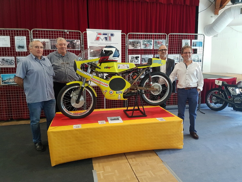 Exposition Motos à Bourgtheroulde 27 20171020