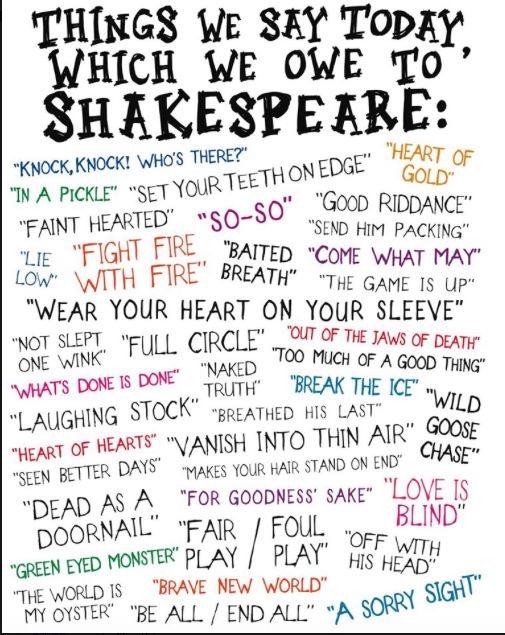 Shakespeare 64def910