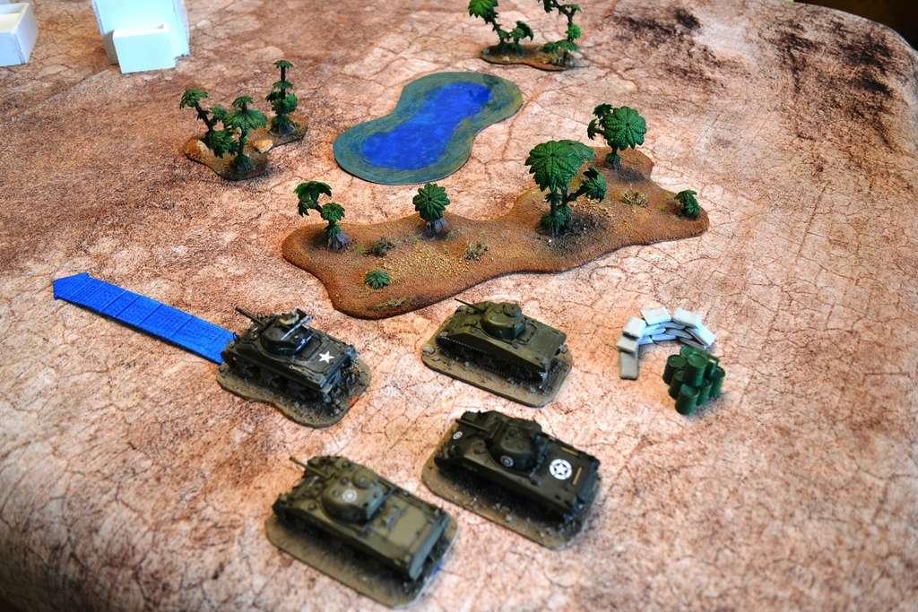 Tanks : sherman vs panther Sherma10