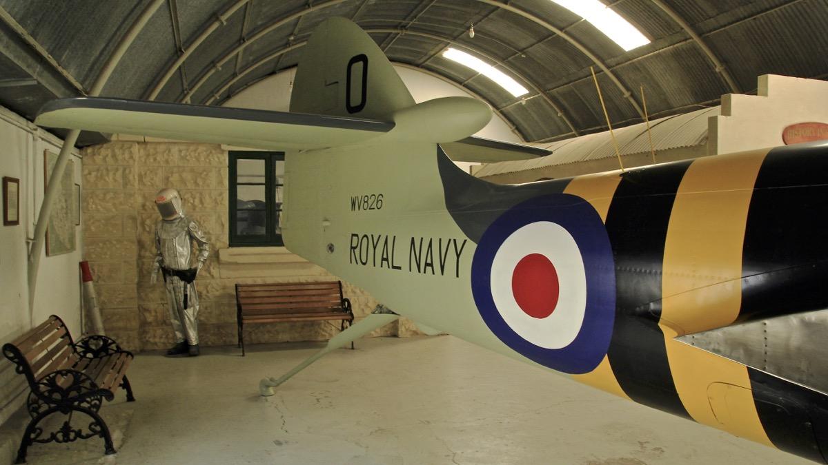 -- The Malta Aviation Museum -- Img_9730