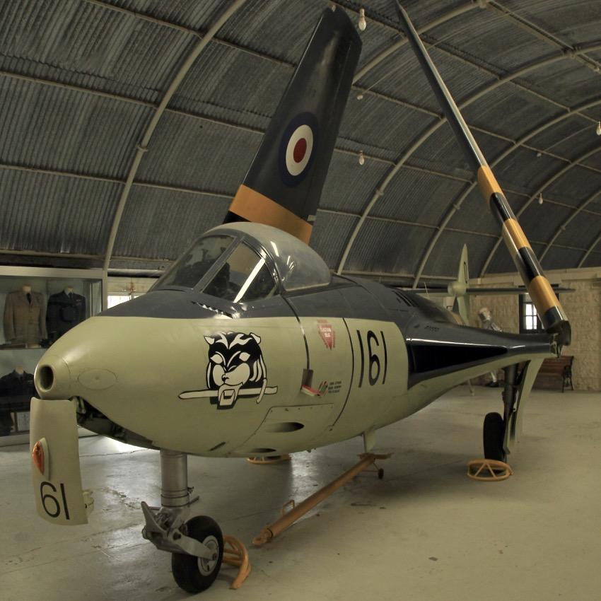 -- The Malta Aviation Museum -- Img_9732