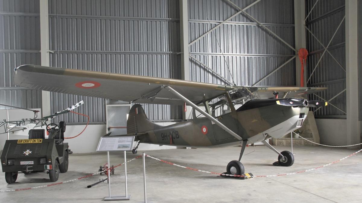 -- The Malta Aviation Museum -- Img_9742