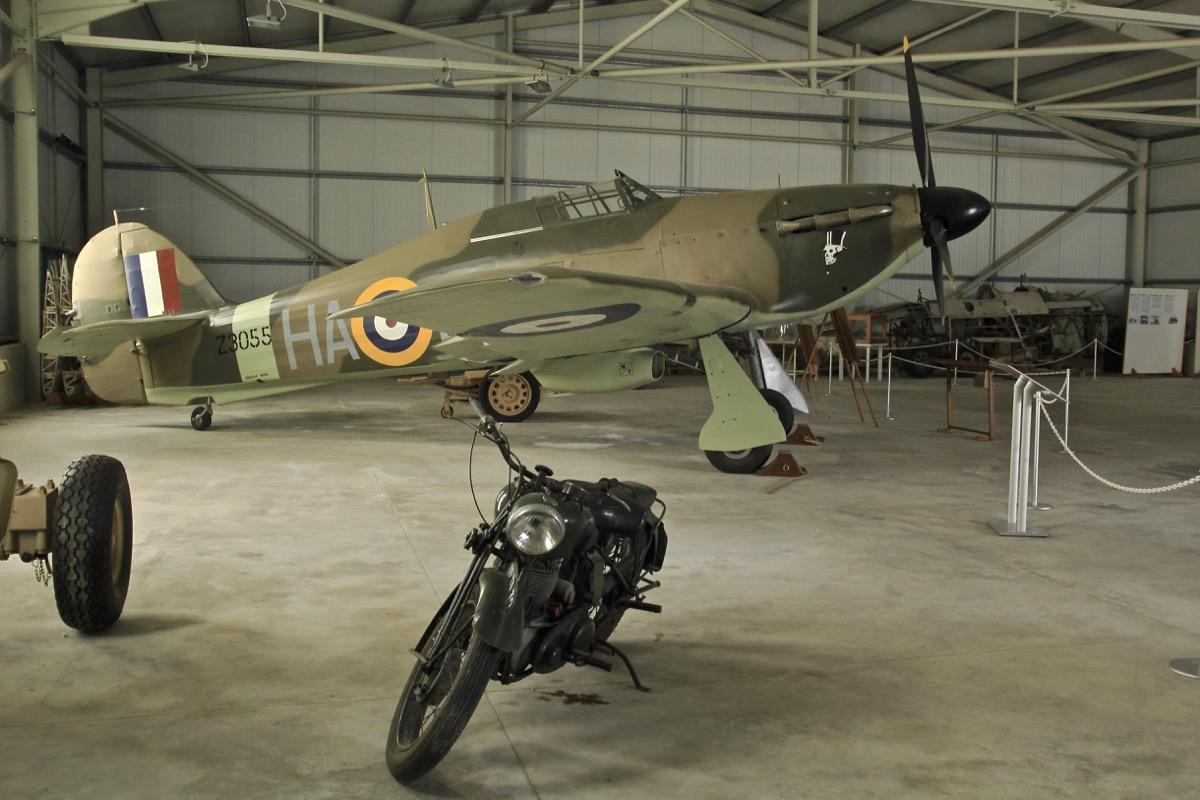 -- The Malta Aviation Museum -- Img_9746