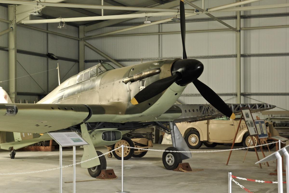 -- The Malta Aviation Museum -- Img_9747