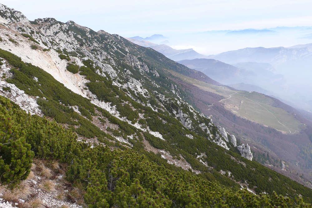 Une visite au Mont Baldo 02/11/17 410