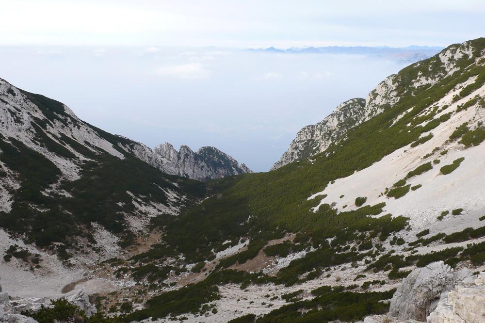 Une visite au Mont Baldo 02/11/17 910