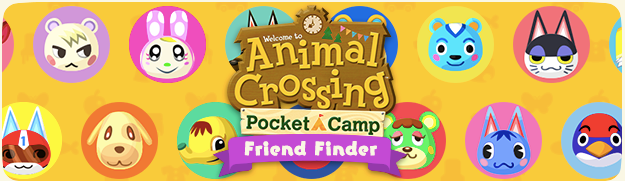Animal Crossing Pocket Camp Friend10