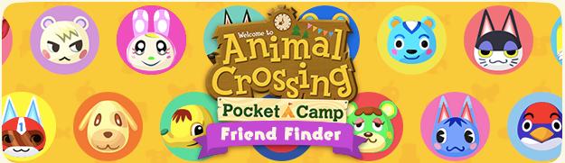 Animal Crossing Pocket Camp Friend10