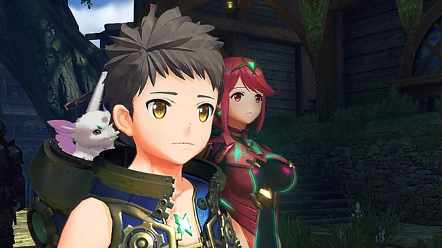 Xenoblade 2; Xenoblade Chronicles Definitive Xeno2_12