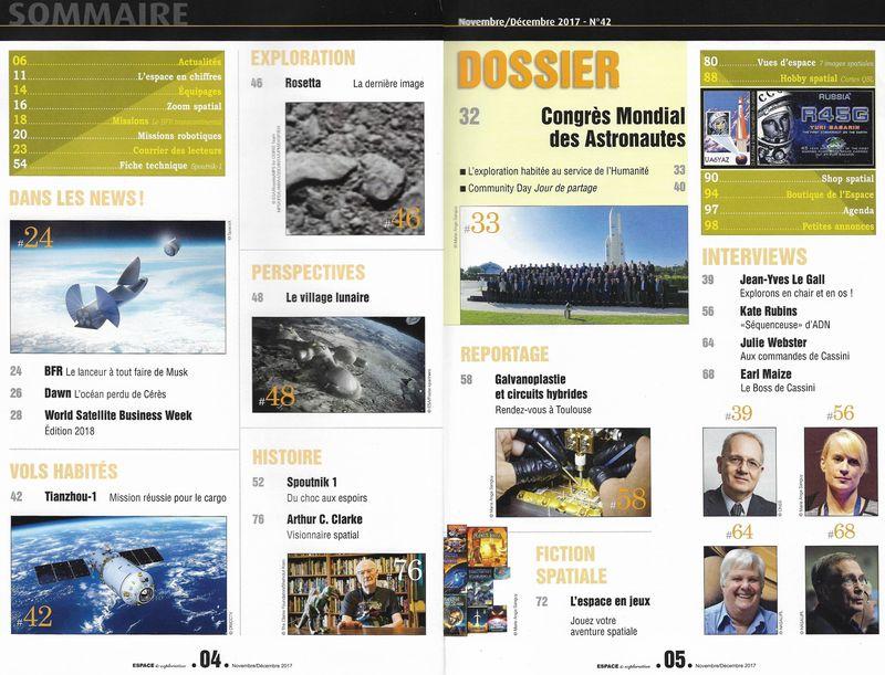 Espace & Exploration n° 42 - Village lunaire 17110010