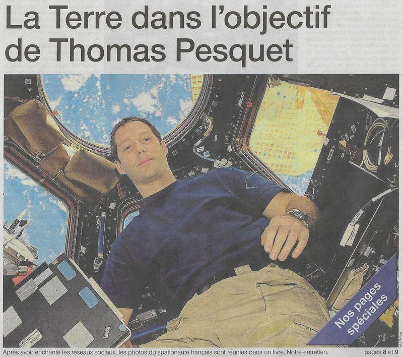 Thomas Pesquet : une âme d'explorateur - Page 8 17112611