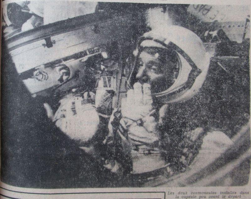 4 décembre 1965 - lancement de Gemini 7 65121711