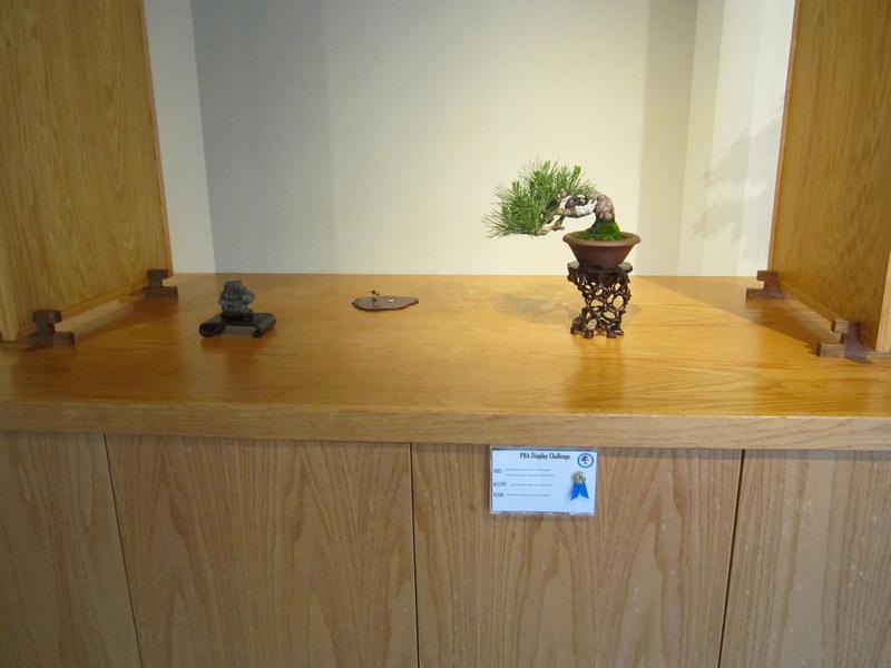 My display at PBA Img_4310