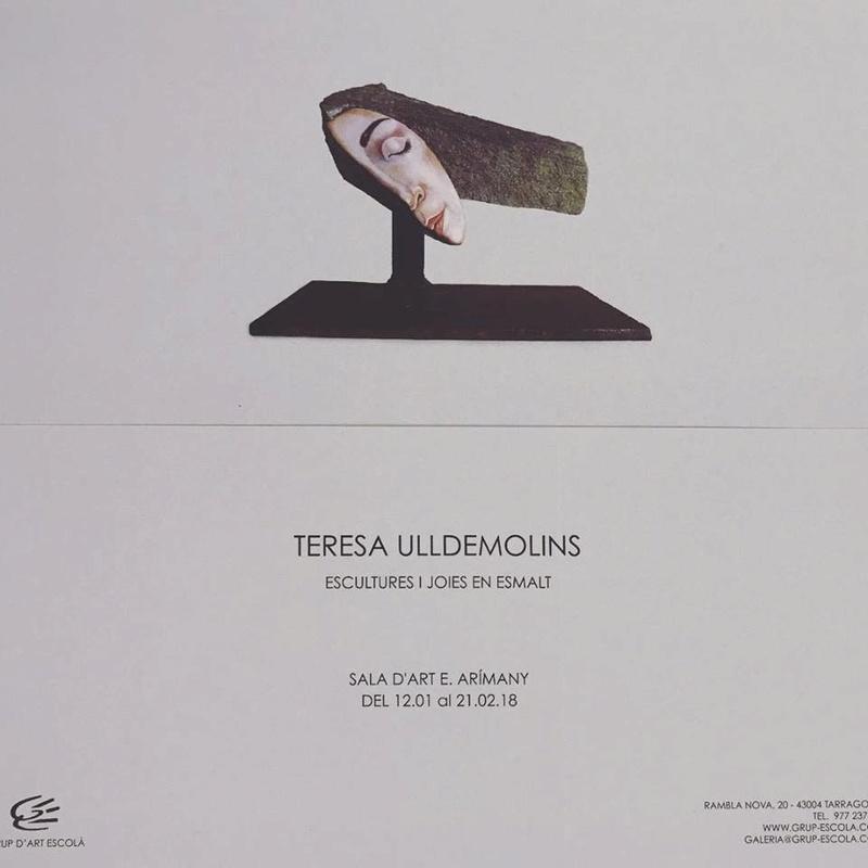 TERESA ULLDEMOLINS  - ESCULTURES I JOIES EN ESMALT 26168310
