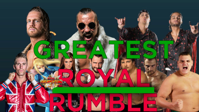 FIRE PRO WORLD #26: THE GREATEST FIRE PRO RUMBLE!! Fpw26t10
