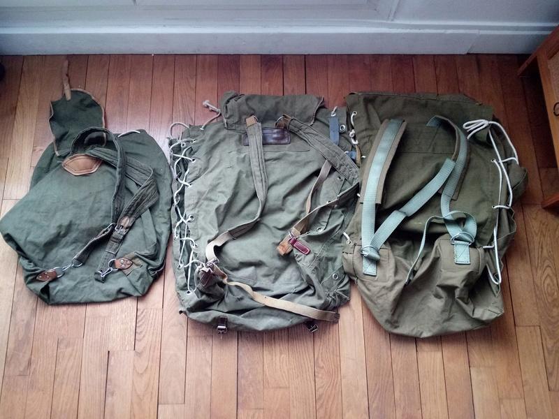 """Sac """"Kolobok"""" ou sac pour troupes de montagne 22548911"""