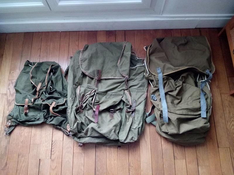 """Sac """"Kolobok"""" ou sac pour troupes de montagne 22712311"""
