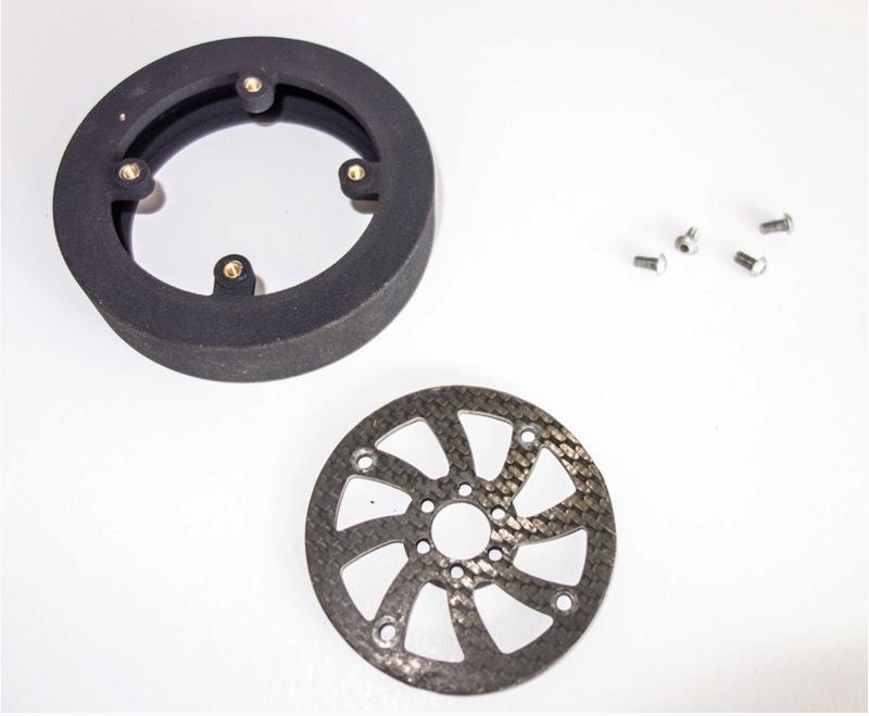 réalisation inserts de portes lests pneus pour Crawlers Captur34