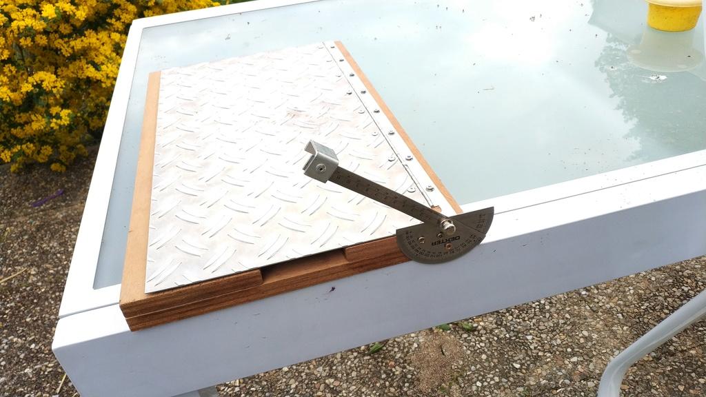 Mesurer le point de glissade et de renversement de plusieurs crawlers sur une surface identique. Tmp_1316